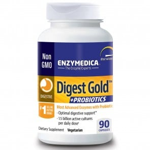 Enzymedica Digest Gold Plus Probiotics 90 Capsules