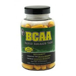 BCAA Rapid Release 120 Tablets by IDS | BCAA Rapid Release Tablets |