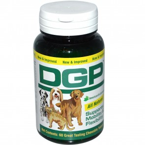 American BioSciences - DGP (Dog Gone Pain) Flexibility For Dogs - 60 Tablets