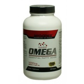 Myogenix Omega DHA/EPA 120 Softgels