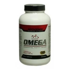 Myogenix Omega DHA/EPA 120 Softgels