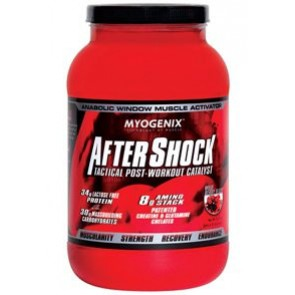 After Shock Tactical Post-Workout Catalyst 2.6lb Tropical Typhoon by Myogenix