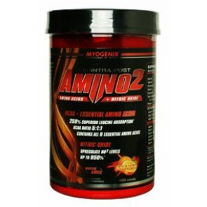 Myogenix Amino2 Fruit Punch 420gm