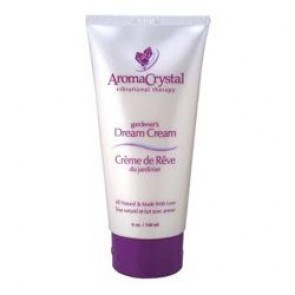 Aroma Crystal Therapy Gardeners Dream Cream 6oz