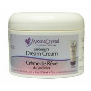 Aroma Crystal Therapy Gardeners Dream Cream 8oz Gardeners Dream Cream