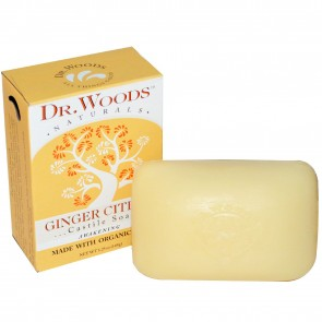 Dr. Woods Ginger Citrus Soap