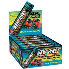 New Whey Nutrition New Whey Blue Raspberry 42g 12 pack
