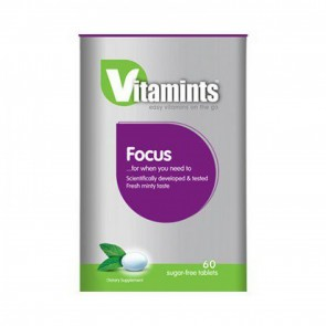 Vitamints - Focus, 60 Tablets