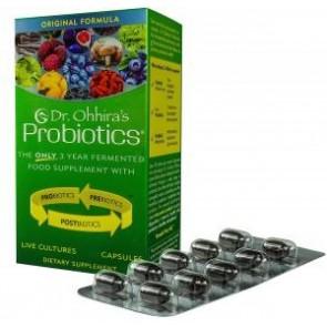 Dr. Ohhira's Probiotics 30 Capsules