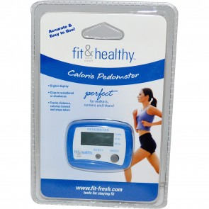 Fit Fresh Calorie Pedometer