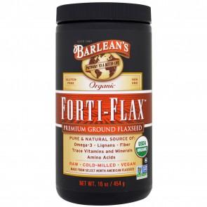 Barlean's Natural Nutrition Forti Flax 100% Organic 16 oz