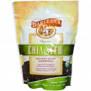 Barleans Organic Chia Seed 12 oz