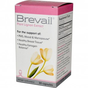 Brevail Proactive Breast Health 30 Capsules by Barleans