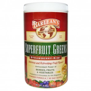 Superfruit Greens Strw-Ki