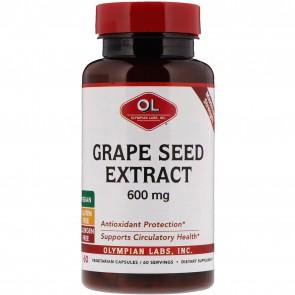 Grape Seed Extract 600 mg