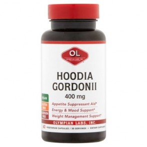 Olympian Labs Hoodia Gordonii 400mg 60 Vegetarian Capsules