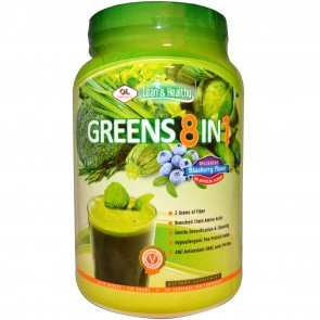 Greens Protein 8 in 1 Blueberry 50 Servings