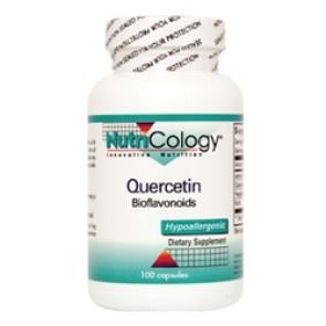 NutriCology Quercetin 100 Capsules