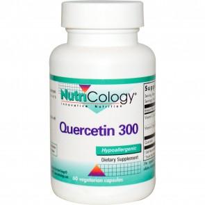 Nutricology Quercetin 300 60 Vegetarian Caps