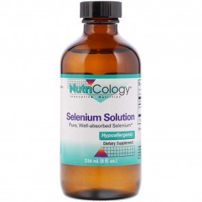 Nutricology Selenium Solution 236 mL (8 fl.oz.)