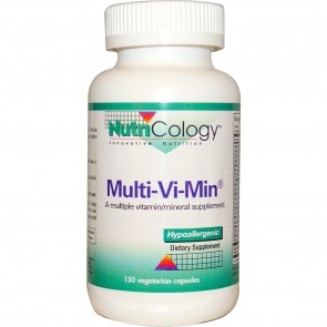NutriCology Multi-Vi-Min 150 Vegetarian Caps