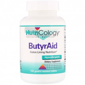Nutricology/ Allergy Research Group ButyrAid