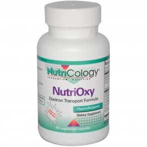 NutriCology NutriOxy 60 Vegetarian Capsules