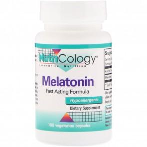 Nutricology Melatonin 1.3 mg 100VC