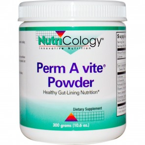 Nutricology Perm A vite Powder 300 Grams (10.6 oz.)