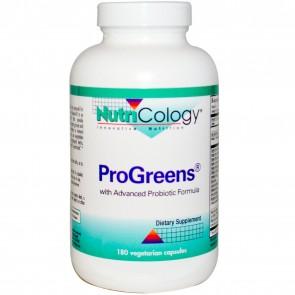 Nutricology ProGreens 180 Vegetarian Capsules