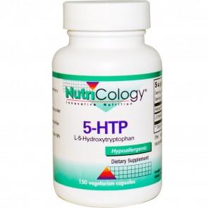 Nutricology 5-HTP 50 mg 150 Vegetarian Capsules