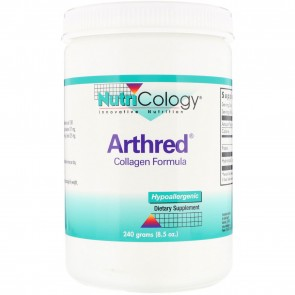Nutricology Arthred 240 Grams Powder