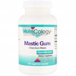 Nutricology Mastic Gum 120 Vegetarian Capsules
