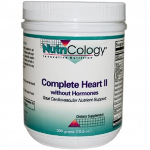 Nutricology Complete Heart II without Hormones 300g