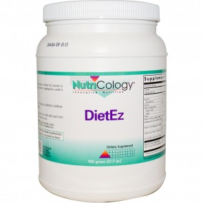 NutriCology- DietEz Meal Replacement Powder- 900 Grams