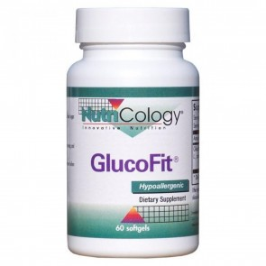 NutriCology- GlucoFit- 60 Softgels