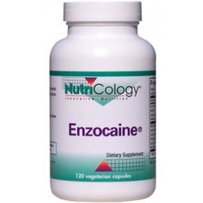 Nutricology Enzocaine Vegicaps 120 Tablets