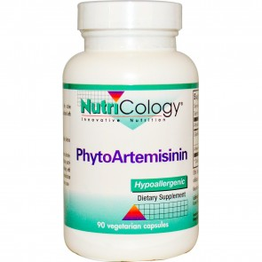 Nutricology PhytoArtemisinin 90 Vegetarian Capsules