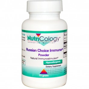 NutriCology Russian Choice Immune 75 grams Powder
