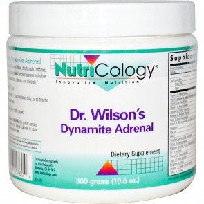 Nutricology Dr. Wilson's Dynamite Adrenal 390 grams (13.7 oz.)