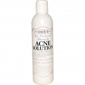 Tate's The Natural Miracle Acne Solution 8 fl oz