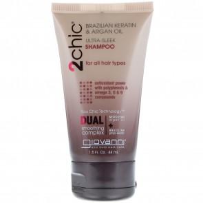 Giovanni 2Chic Ultra-Sleek Shampoo 1.5 oz