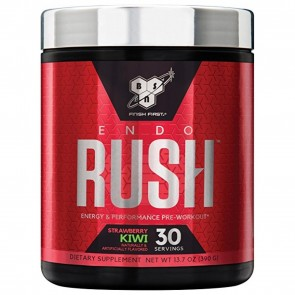 BSN EndoRush Pre Workout Powder Strawberry Kiwi | EndoRush Pre Workout Powder Strawberry Kiwi