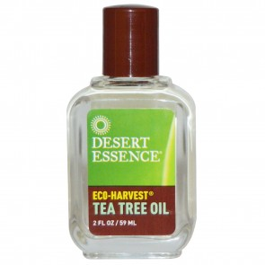 Desert essence tea tree oil 2oz