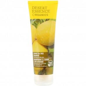 Desert Essence Organics Shampoo Lemon Tea Tree 8 oz