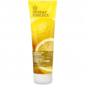 Desert Essence Conditioner Lemon Tea Tree 8 oz