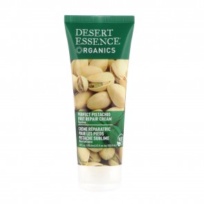 Desert Essence Foot Repair Cream Perfect Pistachio 3.5 oz