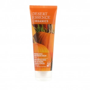 Desert Essence Organics Repair Hand Repair Cream, Pumpkin - 4 oz