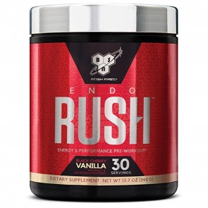 BSN EndoRush Pre Workout Powder Black Cherry Vanilla | EndoRush Pre Workout Powder Black Cherry Vanilla