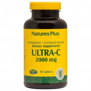 Natures Plus Ultra C 2000mg